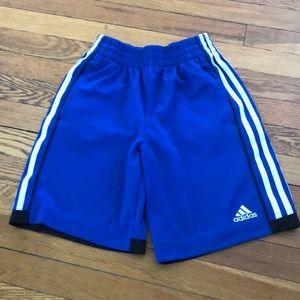 Boys adidas jersey short